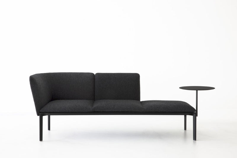 ADD Modular Sofa System - black designer sofa