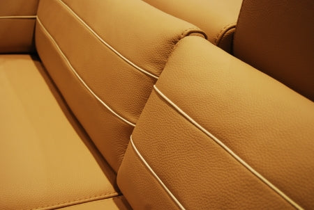 View of the Avatar Sofa back cushions