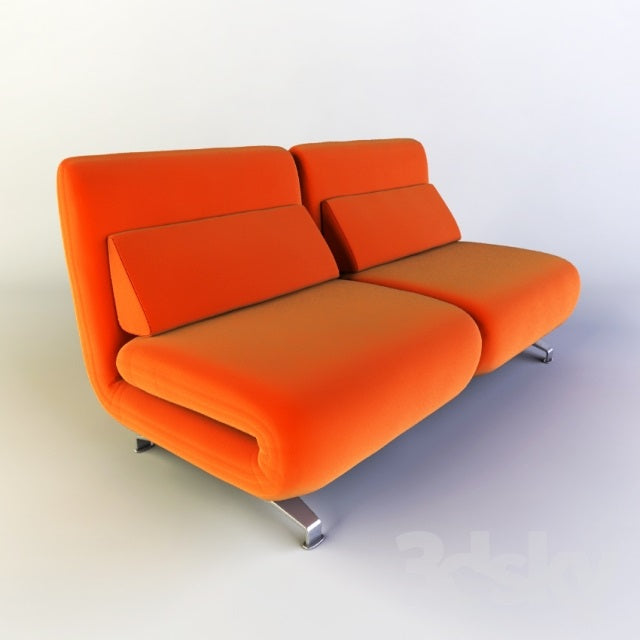 Orange Le Vele Video Sofa Bed