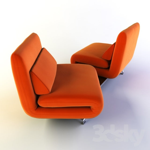 Italian furniture - Le Vele Video Sofa Bed - italydesign.com