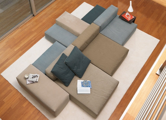 Blous Sofa - Modern Furniture | Contemporary Furniture - italydesign