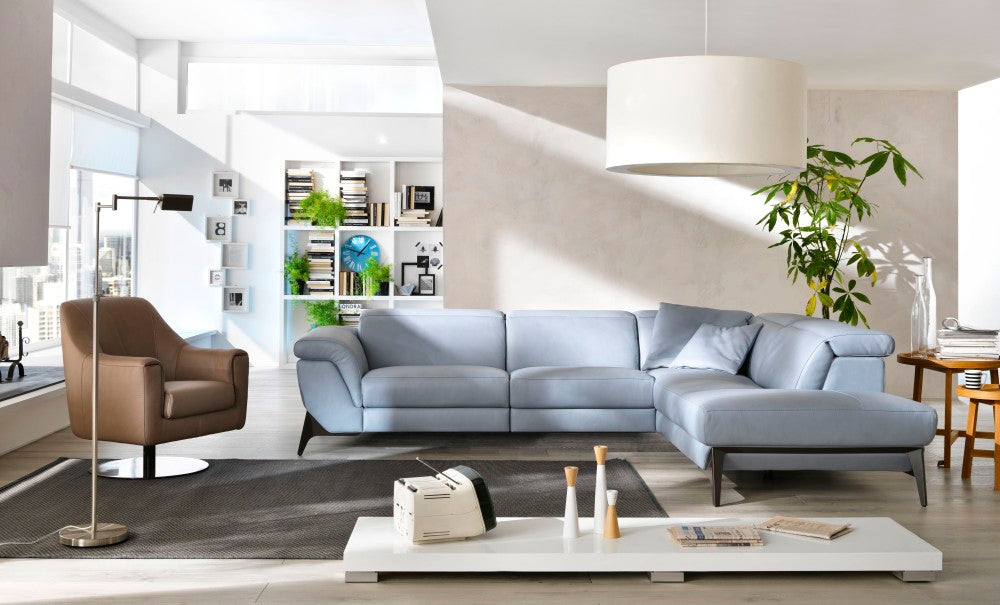 Micol sectional sofa made in Italy