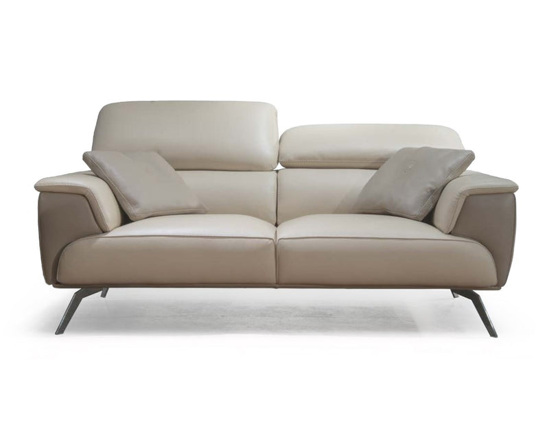 Ceres Two Tone Sofa - Modern Furniture | Contemporary Furniture - italydesign