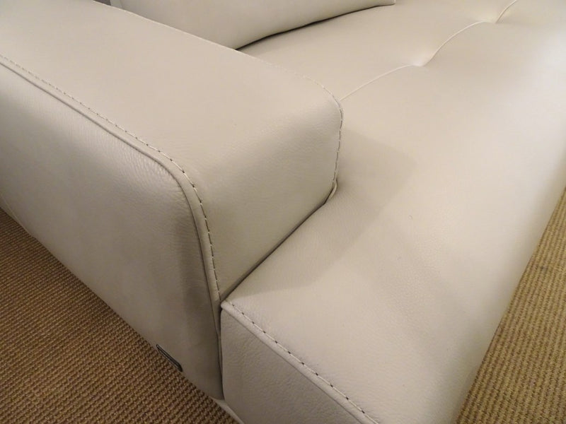 Side view of Egeo Sectional / Sofa - made in Italy