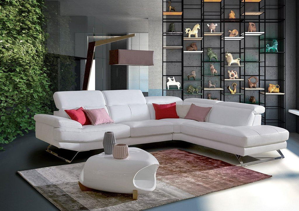 Elba Sofa - Sectional and sofa with adjustable backrests