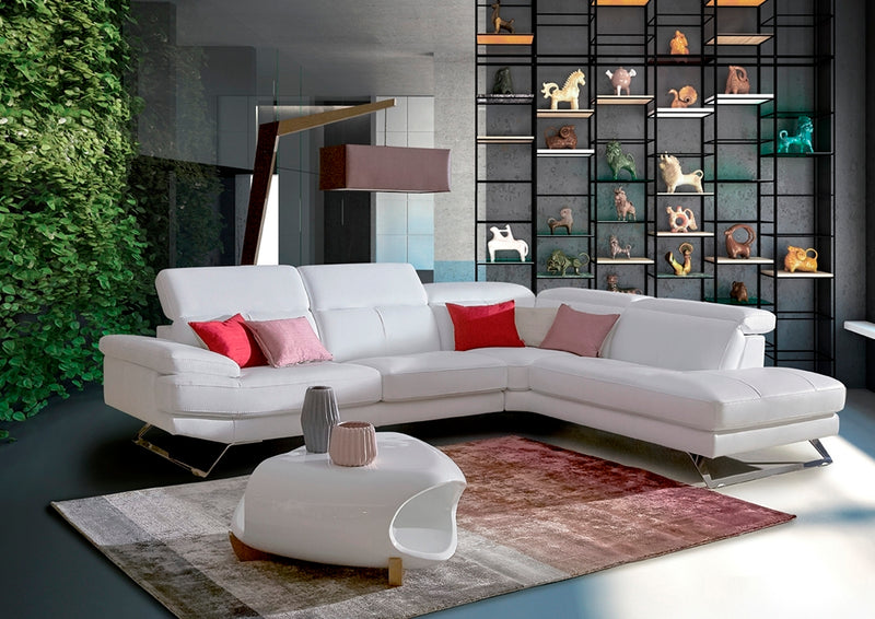 Room full of Italian furniture and Elba Sofa