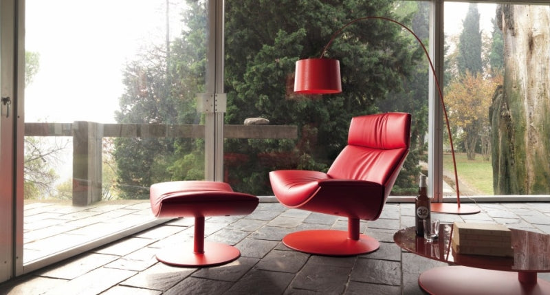 Kara Chair by Desiree in red