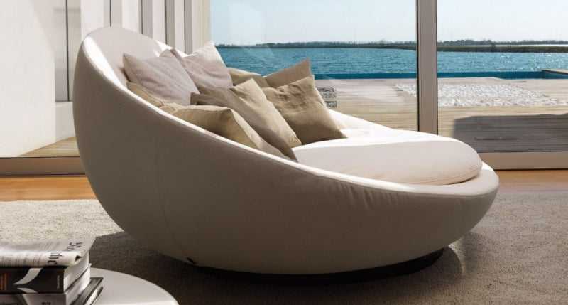 white island sofa made in Italy