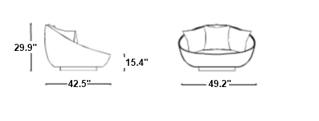Lacoon Chair design spec