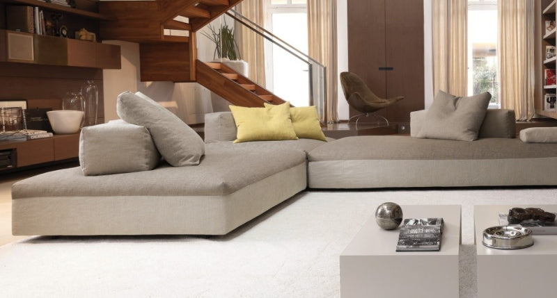 Monopoli Sofa side view