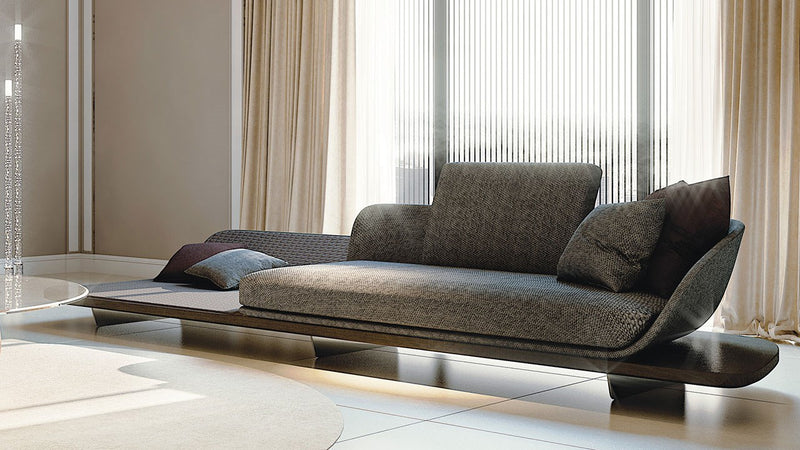 Segno Italian sectional Sofa made in Italy
