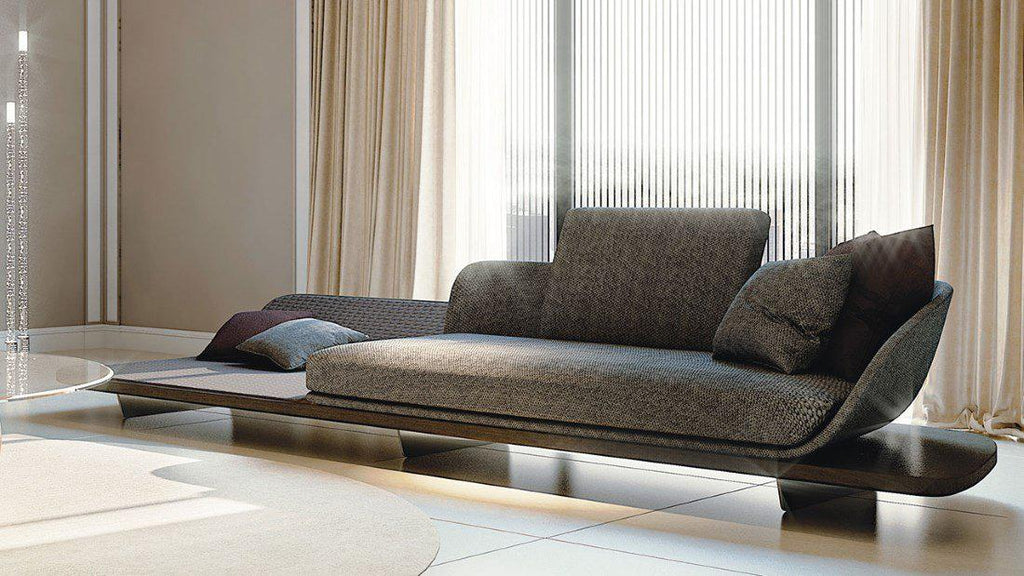 Segno Sofa Chaise Longue A - italydesign.com