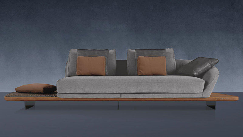 Le Corbusier 3 Seat Sofa Article 933