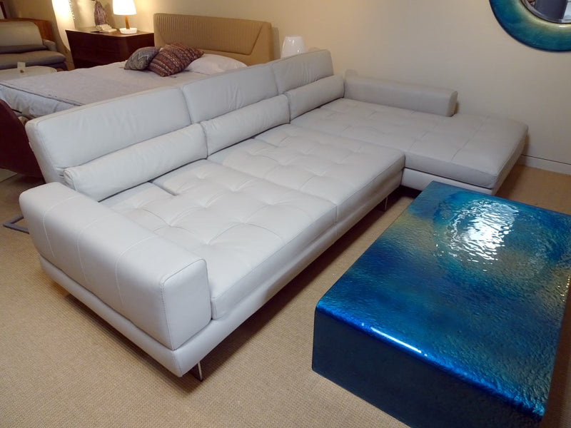 Slide Sectional Italian sofa