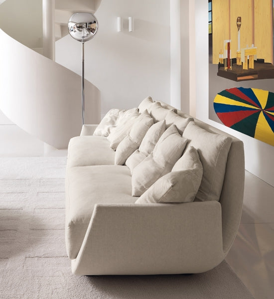 Tuliss Sofa by Desiree in white