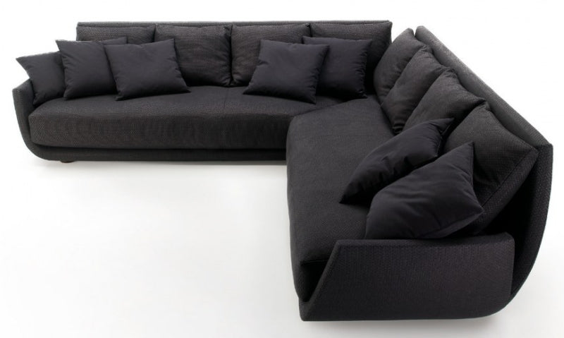 Tuliss Sofa - by Desiree in black