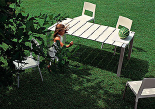 Sushi Outdoor Table - italydesign.com