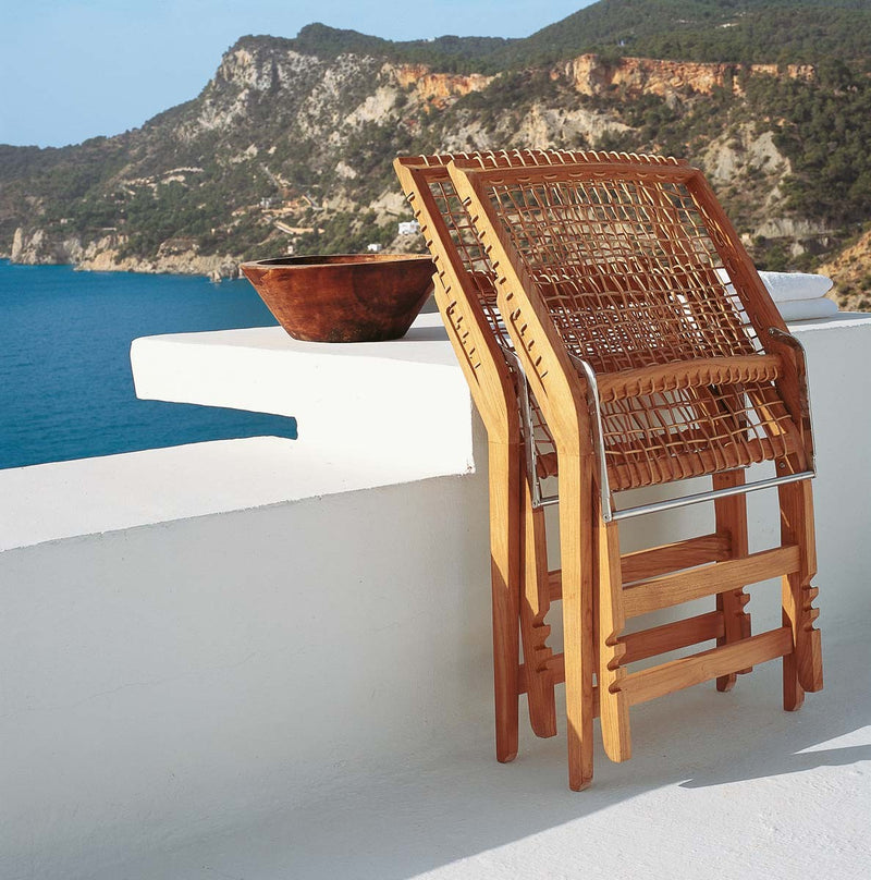 Synthesis Deck Chair - italydesign.com