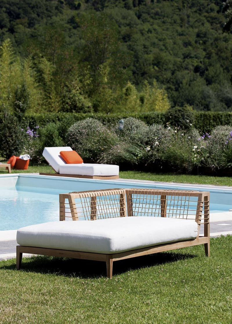 Synthesis Sofa - luxury outdoor sofa