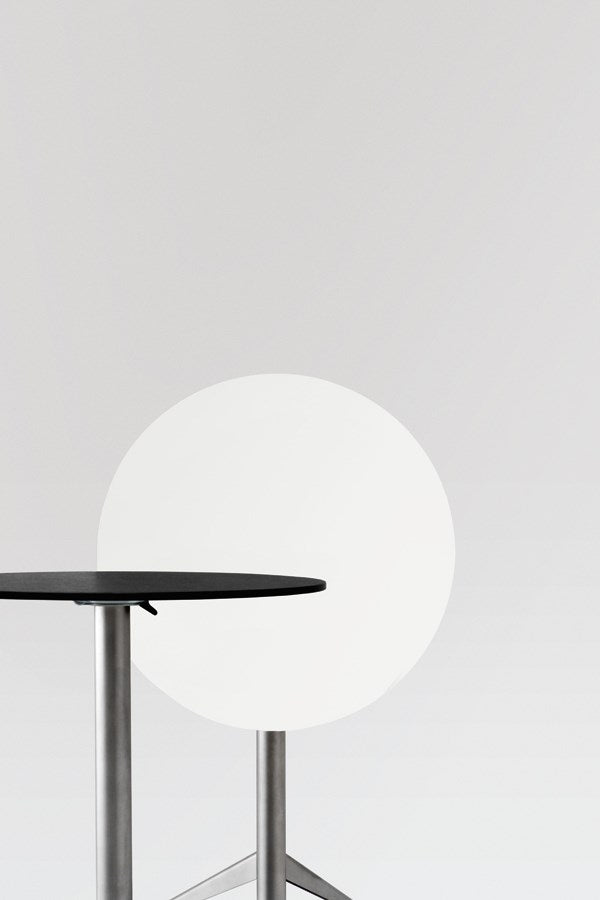 Seltz - white Italian bar tables