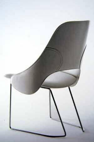 Tender Leather Side Chair