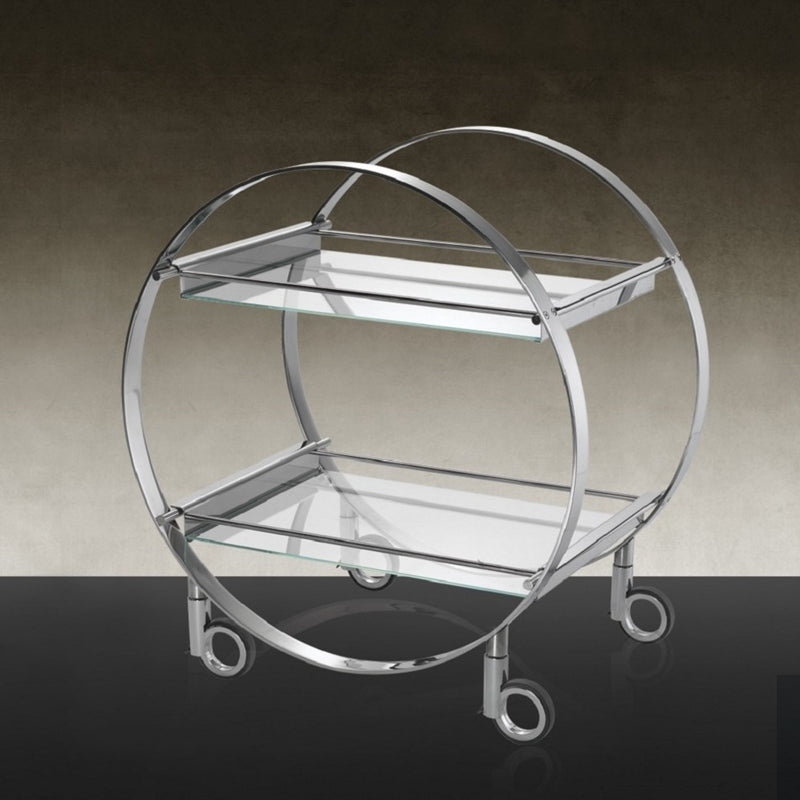 Miss Marple Trolley Bar - Luxury bar  trolley made  by  Reflex