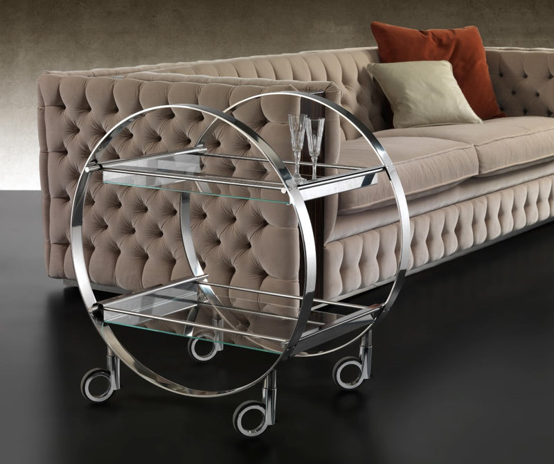 Miss Marple Trolley Bar - italydesign.com