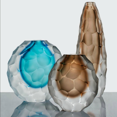 Invidia - Murano glass  vases