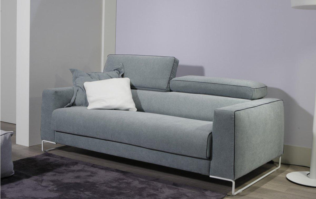 Modern Sofa bed made in Italy for Italydesign