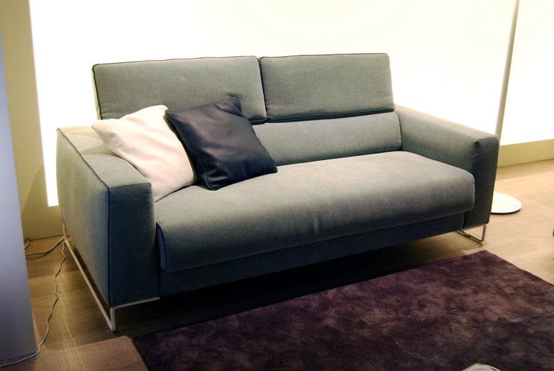 Two seat sofa bed made in Italy