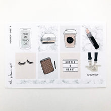 Load image into Gallery viewer, Planner Sticker Kit - New New January
