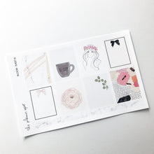 Load image into Gallery viewer, Planner Sticker Kit - Bloom March