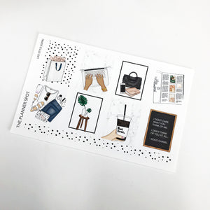 "Sticker Kit - September ""Life Style"""