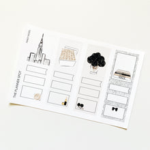 "Load image into Gallery viewer, Monthly Kit Planner Stickers - February ""Fancy"""