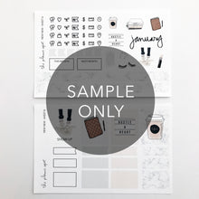 Load image into Gallery viewer, Monthly Subscription - MINI STICKER KIT