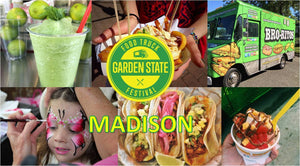 Person - Madison Food Truck Festival