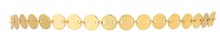 Load image into Gallery viewer, Gold Disco Choker