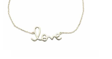 Load image into Gallery viewer, 925 Sterling Silver Love Me Necklace - 925 Sterling Silver