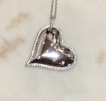 Load image into Gallery viewer, Stacey Heart Necklace
