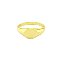 Load image into Gallery viewer, Engraveable Signet Ring - 6