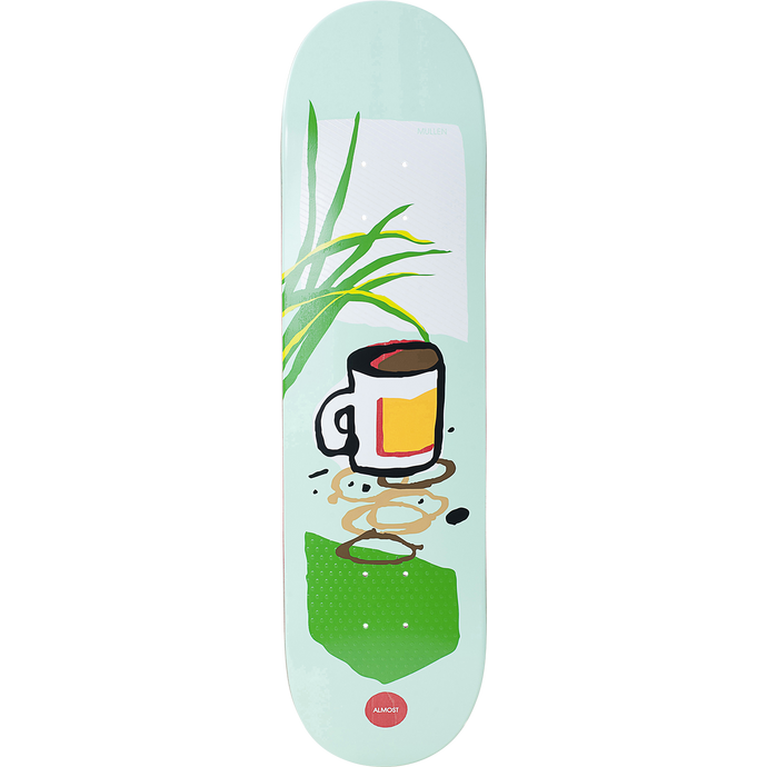 Almost MULLEN STILL LIFE DECK-8.25 r7 - Pedal Driven Cycles