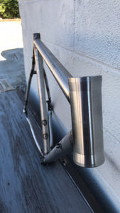 Pedal Driven Cycles custom bicycle frame