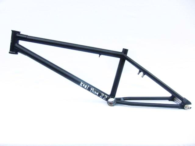 Pedal Driven Cycles PDC Kool Thing bmx frame 22 inch 22bmx