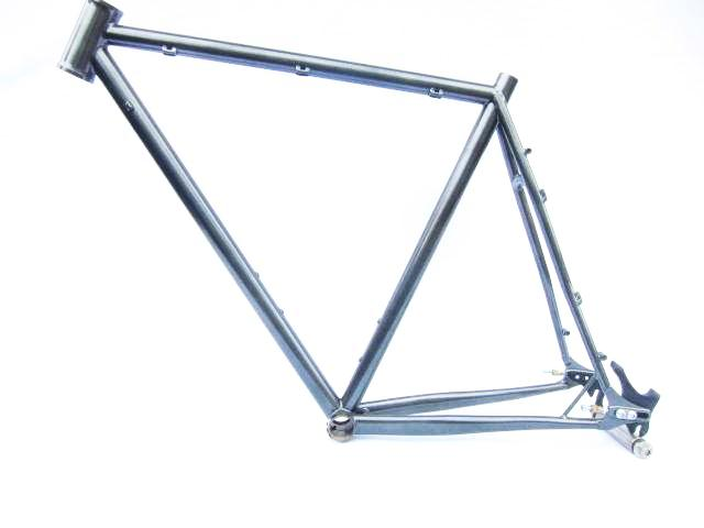 Pedal Driven Cycles Wolf pack c frame city gravel pdc bike