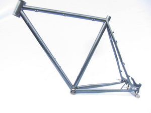 pedal driven cycles custom city frame