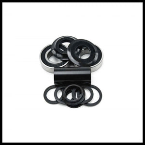 Mission mid bb set bearings sealed bottom bracket bmx