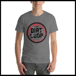 PDC Dirt Loop Short-Sleeve Unisex T-Shirt - Pedal Driven Cycles
