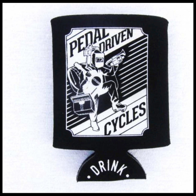 PDC Coozie - Pedal Driven Cycles