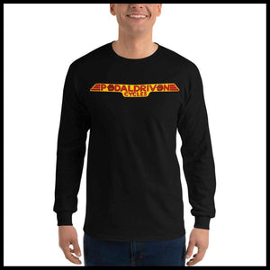 PDC Long Sleeve T-Shirt - Pedal Driven Cycles