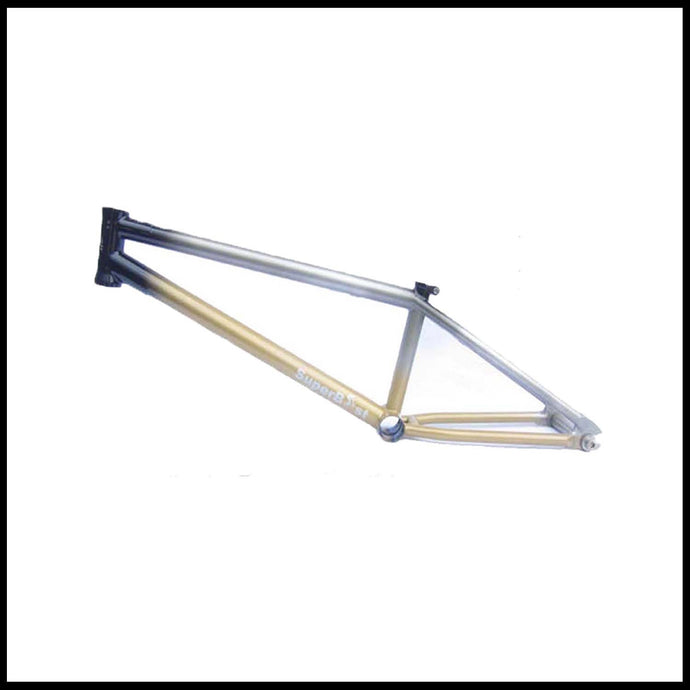 Pedal Driven Cycles Super Boost Frame PDC BMX